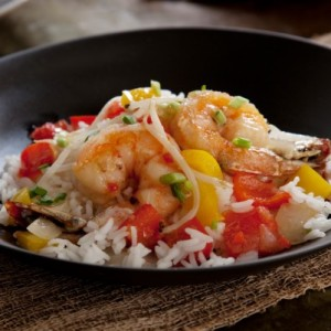 Healthy-Sweet-and-Sour-King-Prawn-Stir-Fry