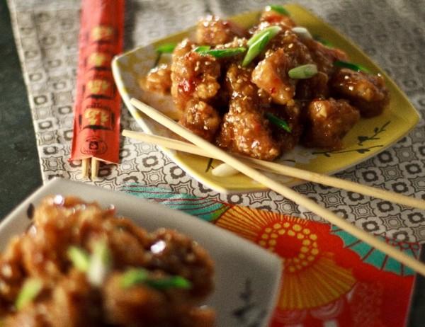 Sesame-Ginger-Chicken